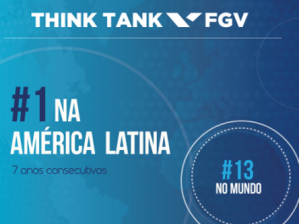 FGV alcan�a a 13� posi��o entre os Top Think Tanks do mundo